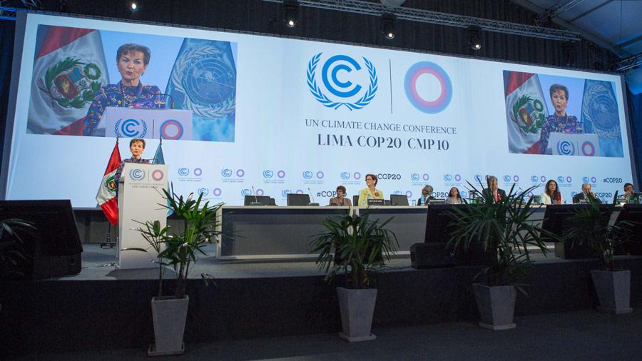 COP 20 C figueres